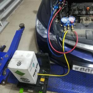 ремонт кондиционера Хонда