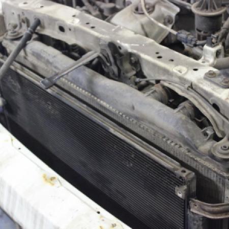 Ремонт моторчиков охлаждения honda civic 4d Замена МКПП хонда